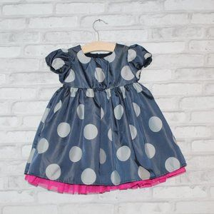 FUN Baby Toddler PARTY DRESS {Gap} 18-24 mos. EUC